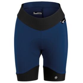 assos Uma GT Half Shorts Mujer, caleum blue